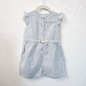 NEW Zara Girl Short Jumpsuit, Size 3/4